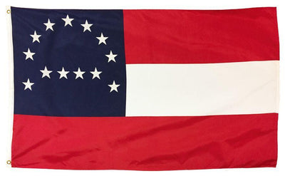 General Lee's Headquarters Flag 3x5 Printed Polyester