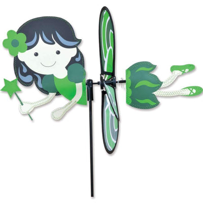 Green Fairy Petite Wind Spinner