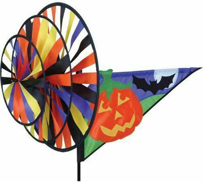 Halloween Triple Wind Spinner