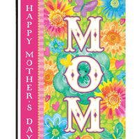 Happy Mother's Day MOM Garden Flag