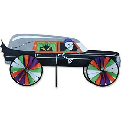 Haunted Hearse Wind Spinner