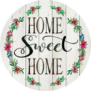 Home Sweet Home Shiplap Accent Magnet