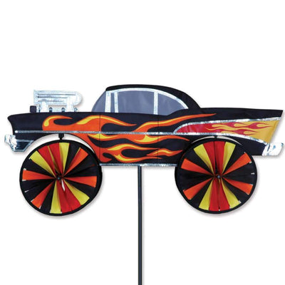 Hot Rod Wind Spinner