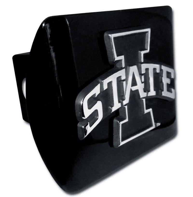 Iowa State University Black Hitch Cover