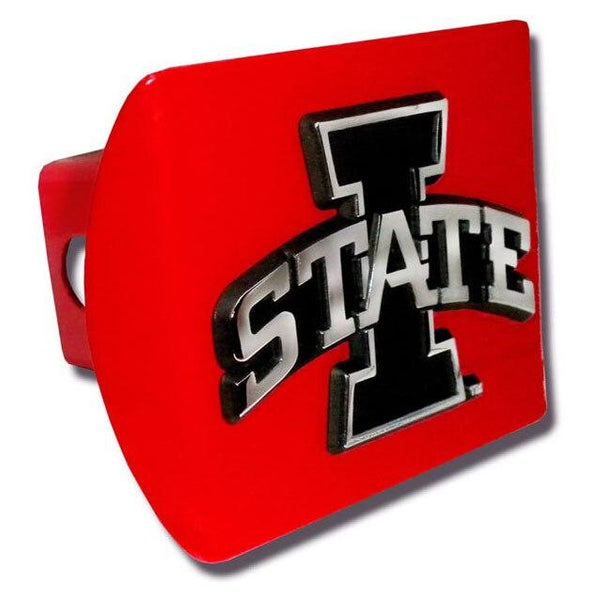 Iowa State University Red Hitch Cover