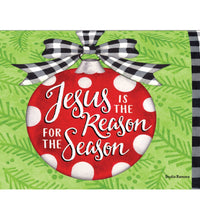 Jesus is the Reason Ornament Mailbox Cover