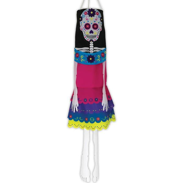 La Catrina Windsock - I AmEricas Flags