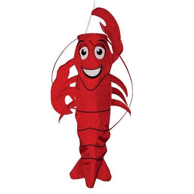 Lobster or Crawfish Windsock