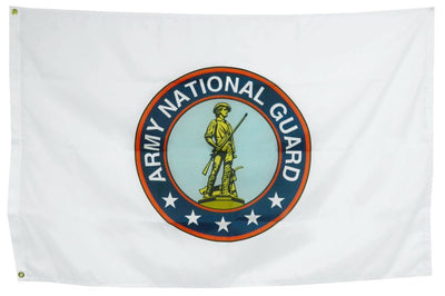 National Guard 3x5 Printed Polyester Flag