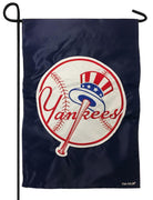 New York Yankees Applique Garden Flag