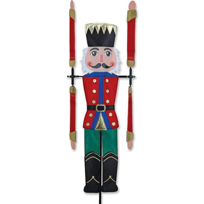 Nutcracker Large WhirliGig Wind Spinner