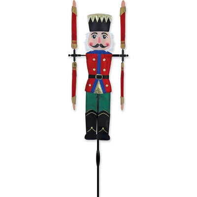 Nutcracker WhirliGig Wind Spinner
