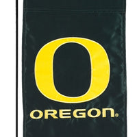 Oregon Ducks Applique Garden Flag
