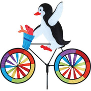 Penguin Large Bicycle Wind Spinner