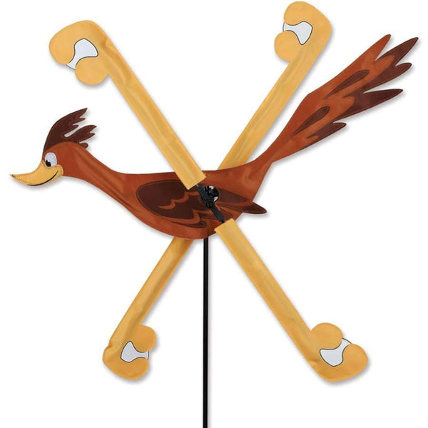 Road Runner Whirligig Wind Spinner