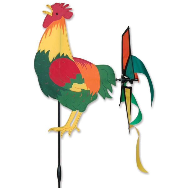 Rooster Petite Wind Spinner