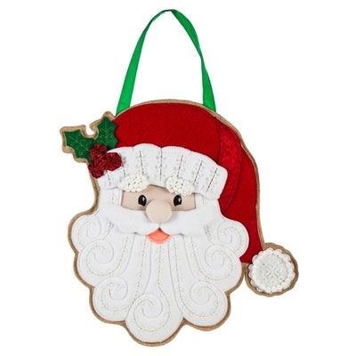 Santa Claus Decorative Door Hanger