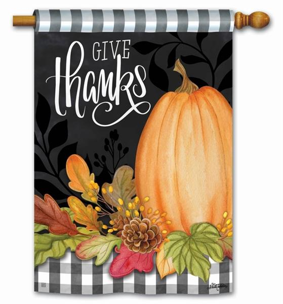 Season of Thanks House Flag