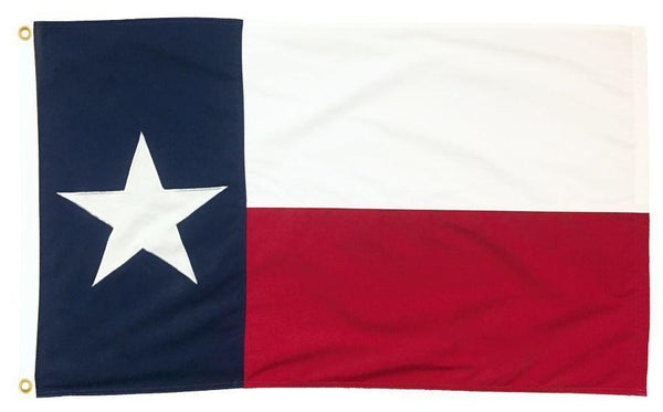 Sewn Cotton Texas Flags - Texas Flags - I AmEricas Flags