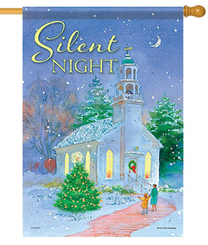 Silent Night Chapel House Flag