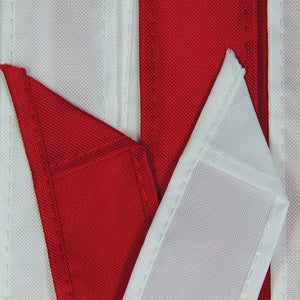 Stars and Stripes Embroidered Windsock 60 Inch - Windsocks and Twisters - I AmEricas Flags