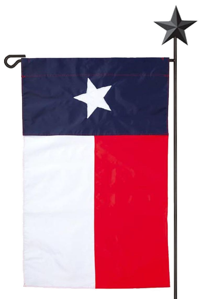 State of Texas Artistic Decorative Garden Flag