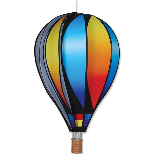 Sunset Gradient Hot Air Balloon Spinner