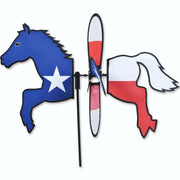 Texas Horse Petite Wind Spinner
