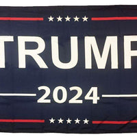 Trump 2024 3x5 Flag Nylon Double Sided - I AmEricas Flags