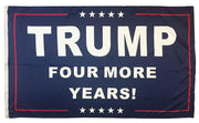 Trump Four More Years 3x5 Flag