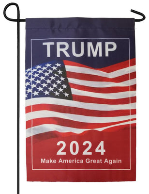 Trump Make America Great Again Garden Flag