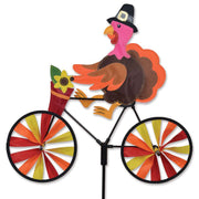 Turkey Bicycle Wind Spinner