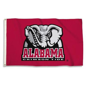 University of Alabama Crimson Tide 3x5 Flag