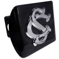 University of South Carolina SC Black Hitch Cover