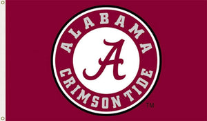 University of Alabama Seal 3x5 Flag