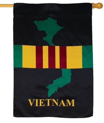Vietnam Lustre House Flag