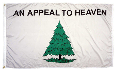 Washington's Cruisers An Appeal to Heaven 3x5 Flag
