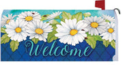 Daisies and Ladybugs Mailbox Cover