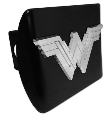 Wonder Woman Black Hitch Cover
