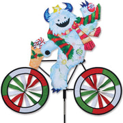 Yeti Large Bicycle Wind Spinner