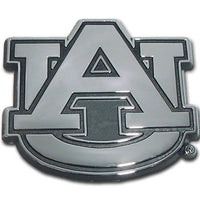 Auburn University Chrome Car Emblem - Chrome Car Emblems | Trailer Hitch Covers/Collegiate Car Emblems/Auburn University - I AmEricas Flags