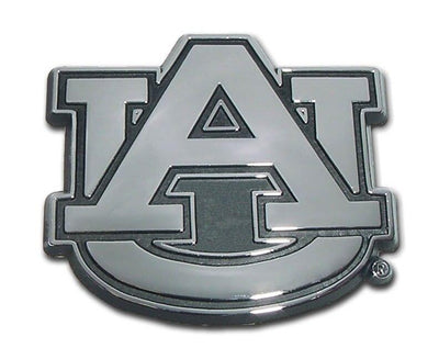 Auburn University Chrome Car Emblem