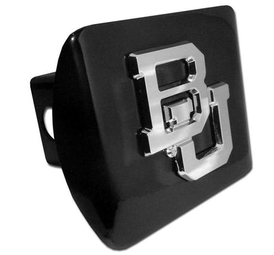 Baylor University BU Black Hitch Cover