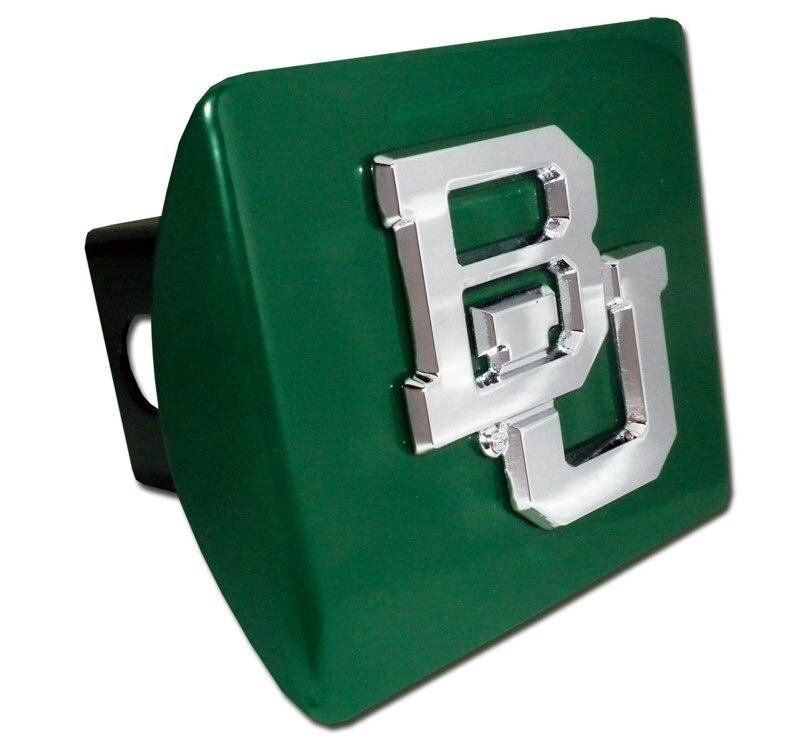 Baylor University BU Green Hitch Cover