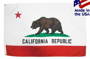 California State 3x5 Nylon Flag - US State Flags - I AmEricas Flags