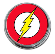 Flash Chrome with Color Car Emblem