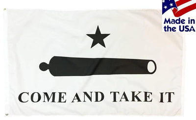 Gonzales Come and Take It Flag 3x5 Nylon