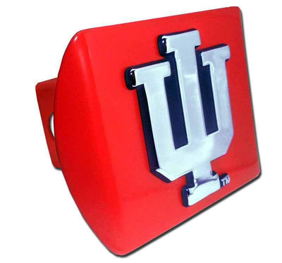 Indiana University Red Hitch Cover