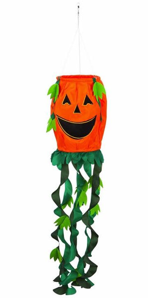 Jack-O-Lantern 3D Windsock - I AmEricas Flags