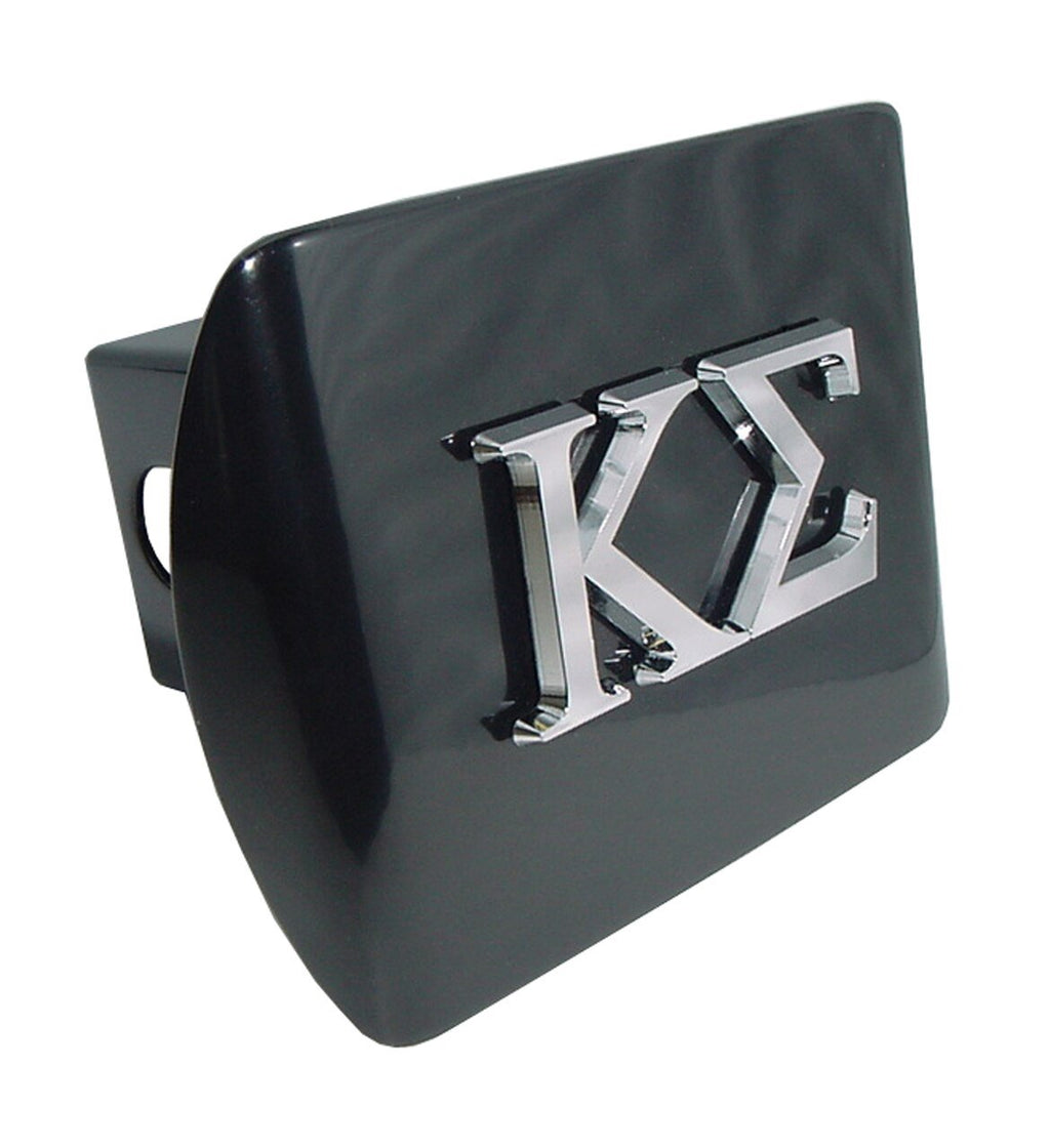 Kappa Sigma Fraternity Black Hitch Cover